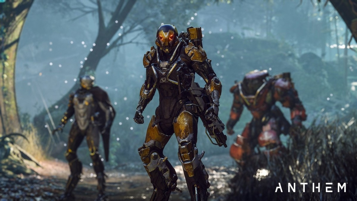 EA, BioWare Announce Anthem Closed Alpha December 8th-9th, Register Now