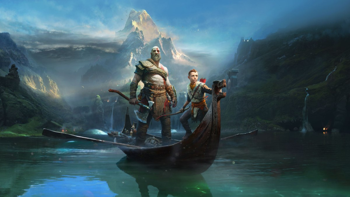 In Defense of (Game of the Year): God of War