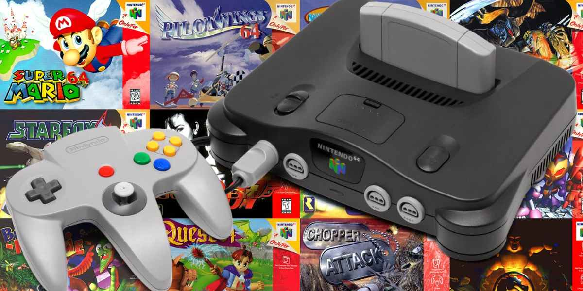 Nintendo of America President Shuts Down Hopes of a Nintendo 64 Classic Coming Soon