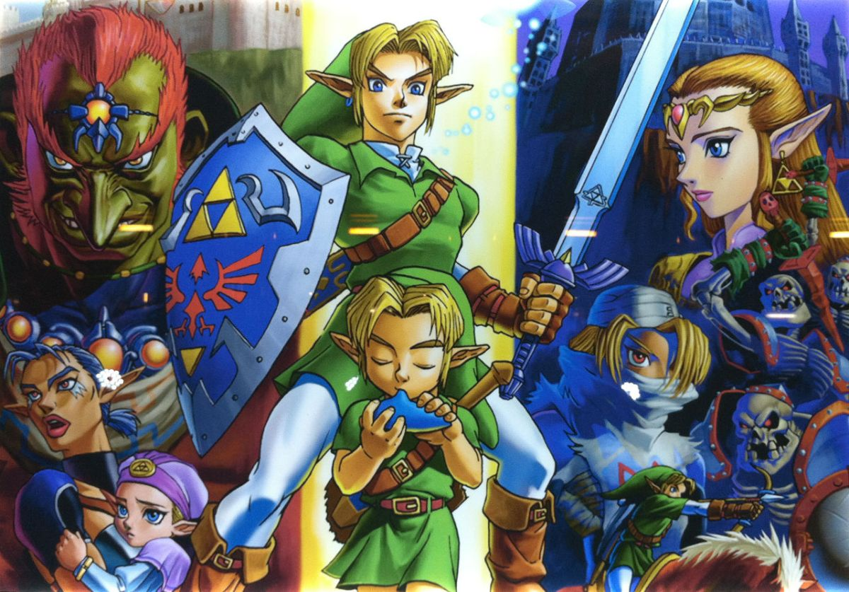 20 Years Later, the Legend of Zelda: Ocarina of Time Still Inspires