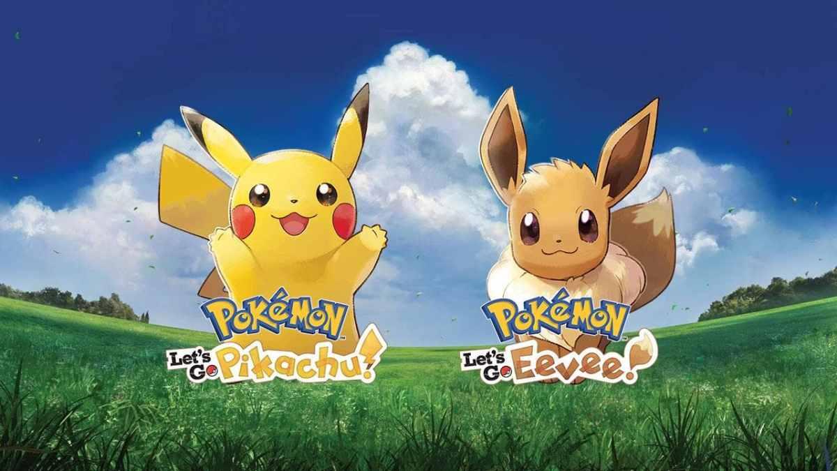 First Impressions – Pokémon: Let's Go,Pikachu/Eevee!