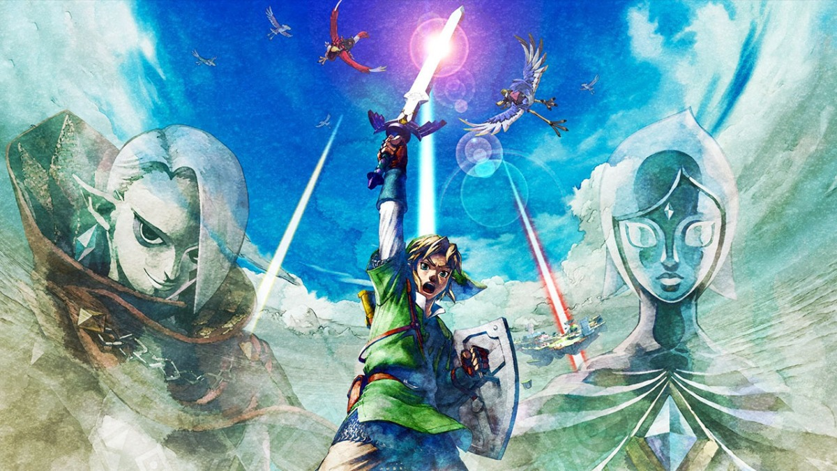 RUMOR: 'The Legend of Zelda: Skyward Sword' Teased for Nintendo Switch