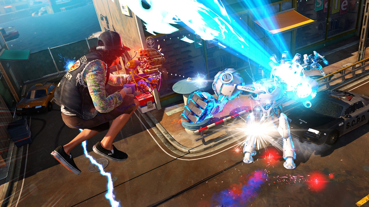 Sunset Overdrive's PC Version Preorder Available on Amazon, 11/16