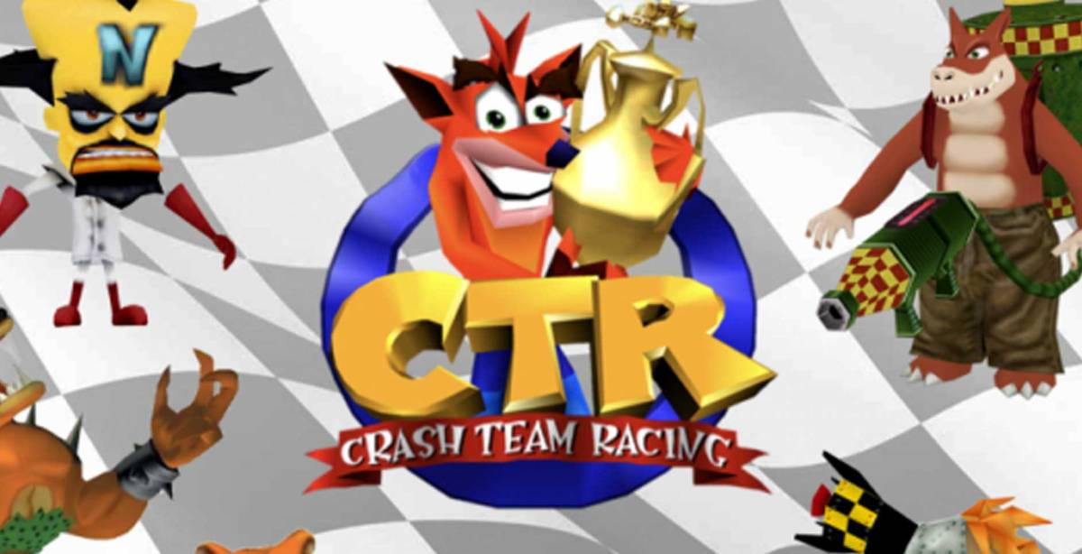 Report: Crash Team Racing Remaster to be Unveiled at the Game Awards 2018