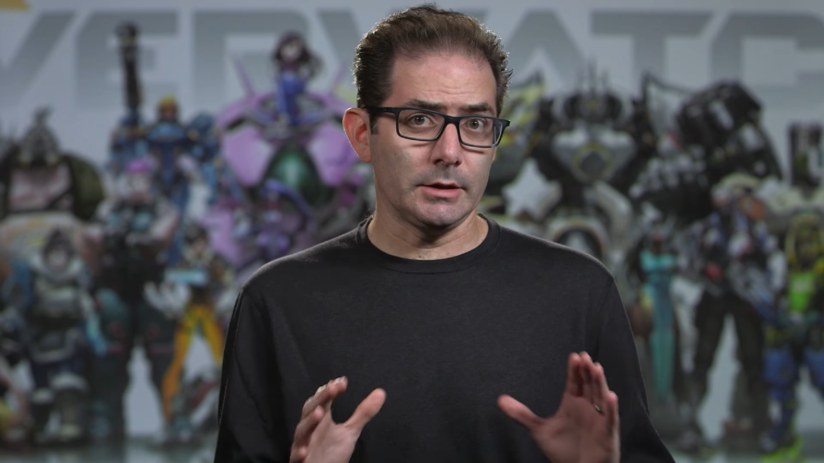 Jeff Kaplan, VP of Blizzard, to Present at Game Awards 2018