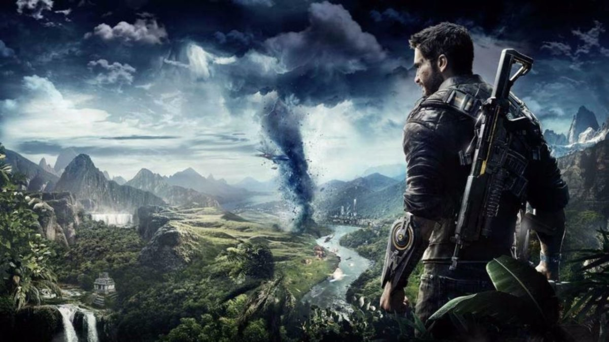 'Just Cause 4' May Have One of the Best Easter Eggs in Gaming (NoSpoilers)