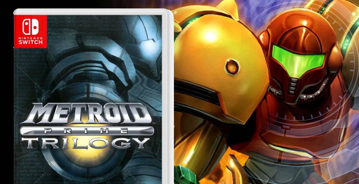 RUMOR: Metroid Prime Trilogy ListingAppears