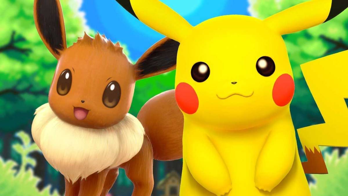 Pokémon: Let's Go, Pikachu! & Let's Go, Eevee! Have Sold Over 2 Million Units in the US
