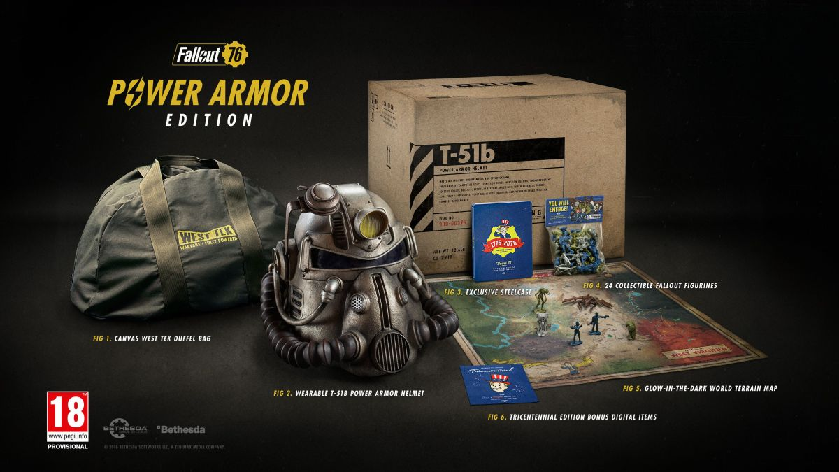 Fallout 76 Canvas Bag Debacle Nears End as Bethesda Releases Replacement Plan