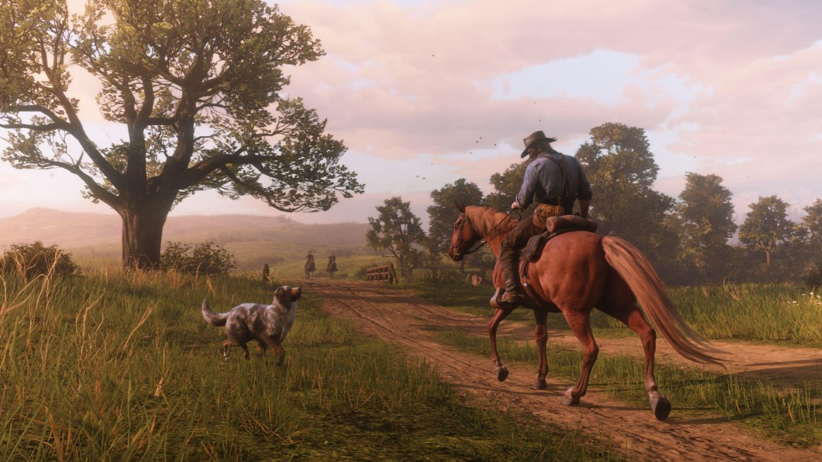 RUMOR: Leaked Footage of a Possible Red Dead Redemption II PC PortSurfaces