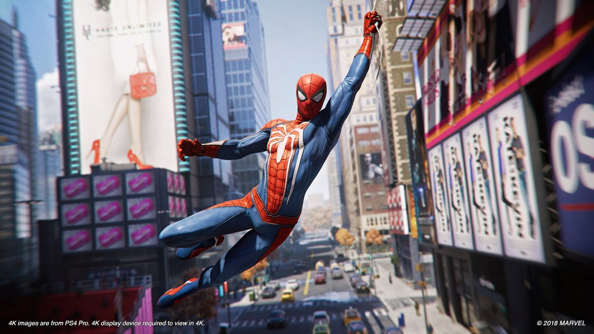 In Defense of (Game of the Year): Marvel's Spider-Man