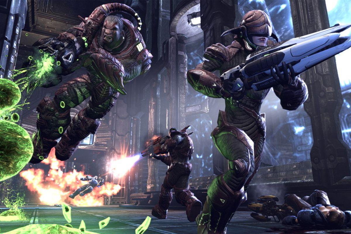 "'Ureal Tournament""s Active Development Ceases, Epic GamesConfirms"