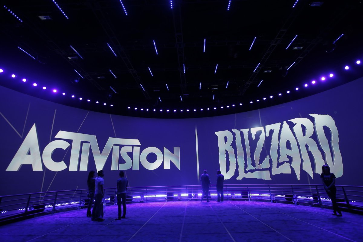 Activision Blizzard Appoints New Presidents for Activision and King
