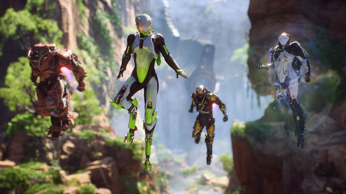 Anthem Will Have Matchmaking For Every Activity In The Game