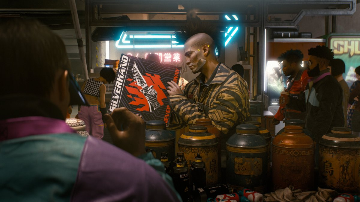Cyberpunk 2077 Creative Director Joins Blizzard Entertainment