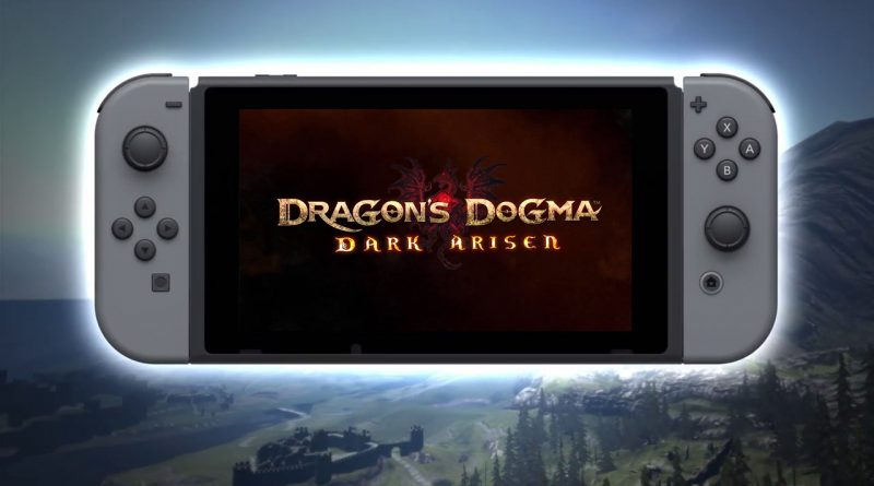 Dragon's Dogma: Dark Arisen Announced for Nintendo Switch, April 23rd Release