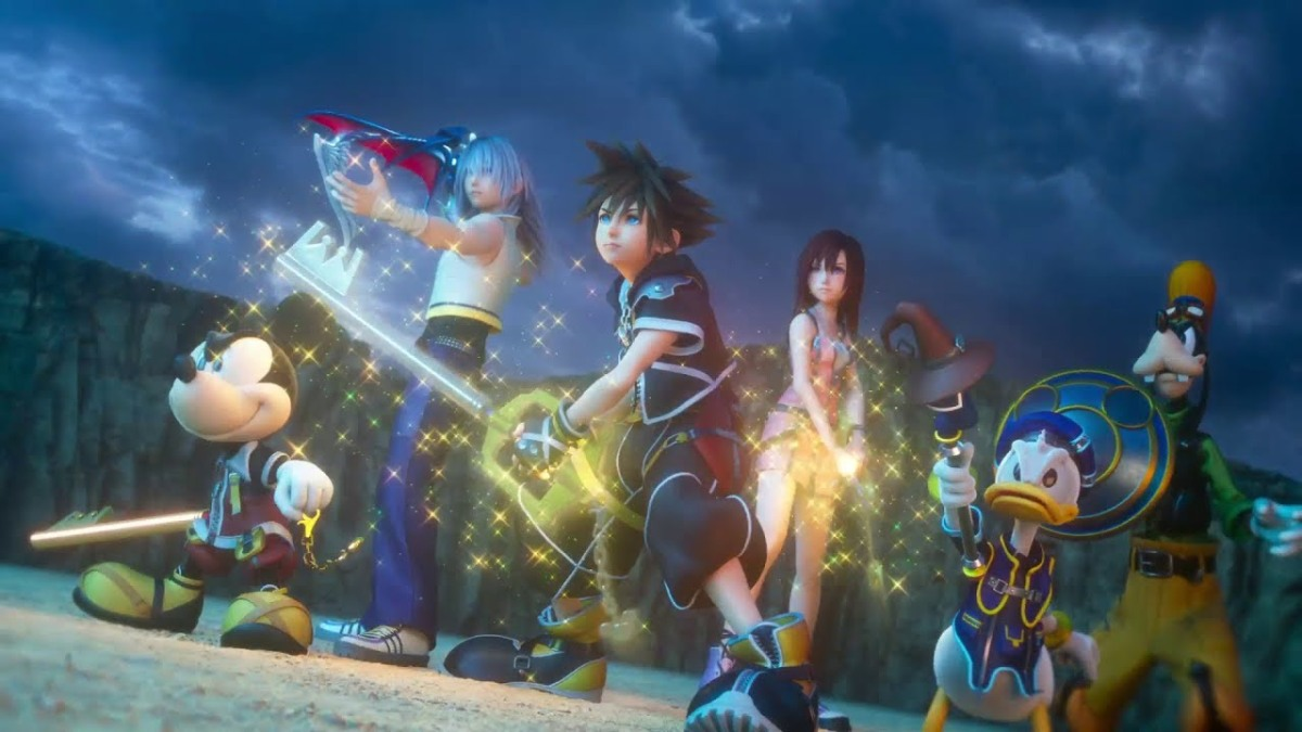 The Accidental Attraction of Kingdom Hearts