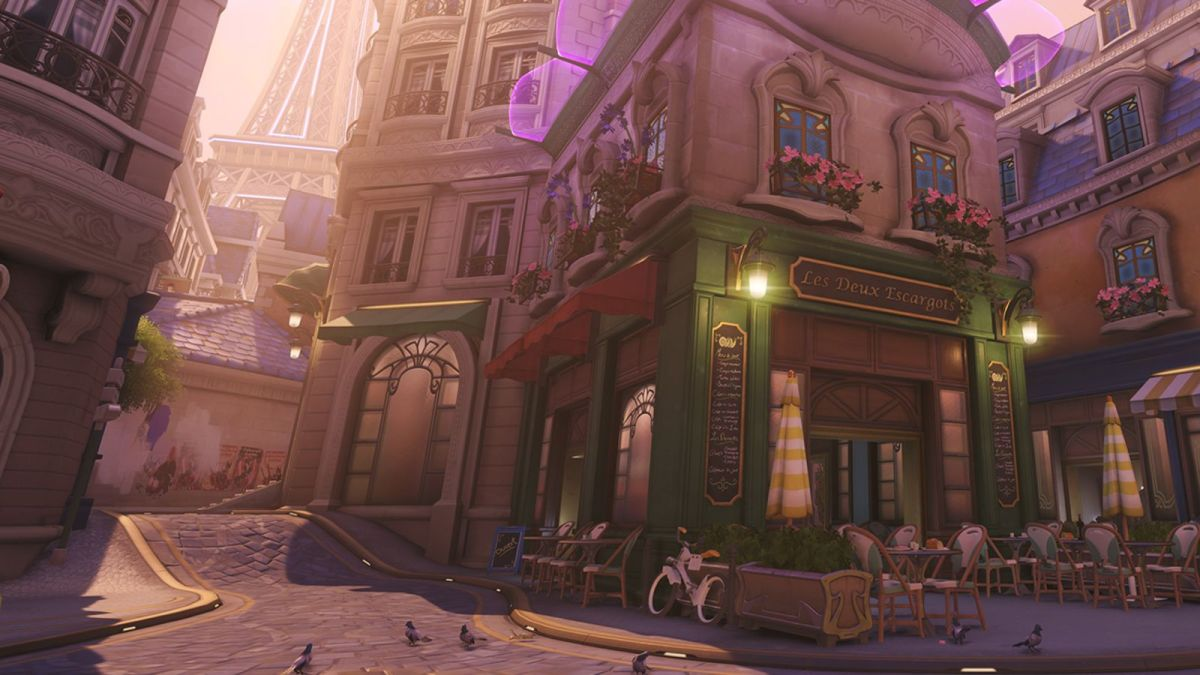 Blizzard Announces New Overwatch Map, Paris
