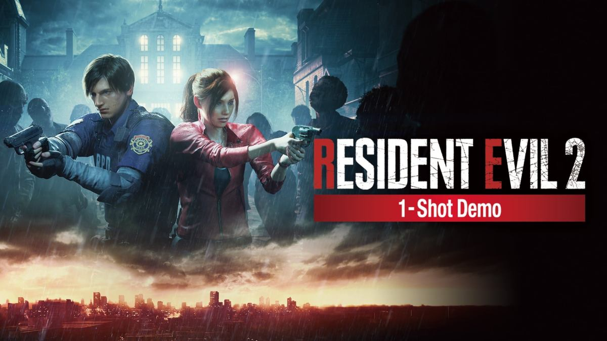 RUMOR: Resident Evil 2 1-Shot Demo Dropping Exclusively to Xbox One ThisWeek