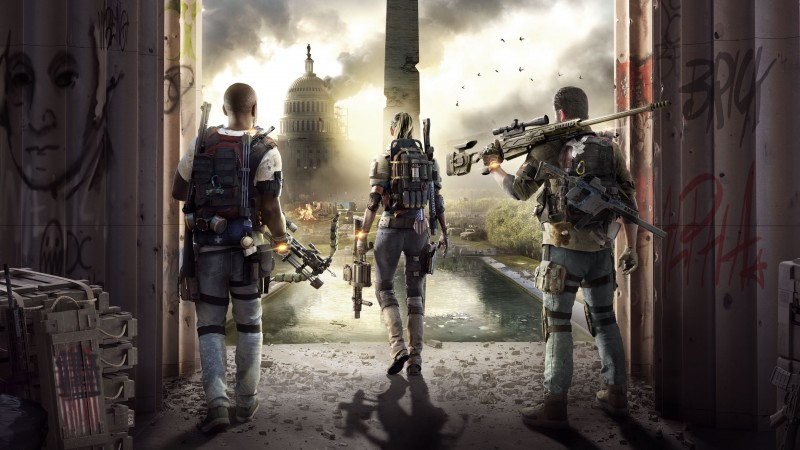 The Division 2 Will Launch On Epic Games Store, Opting Out of Steam Release