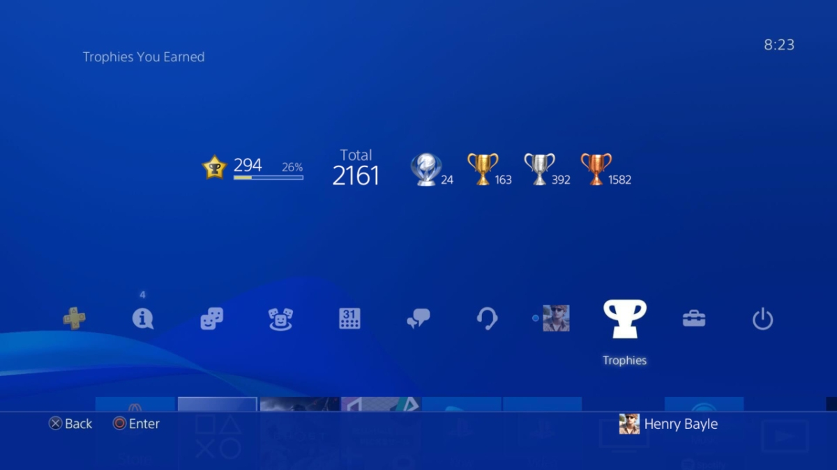 Sony Details New Changes Coming to Trophy System